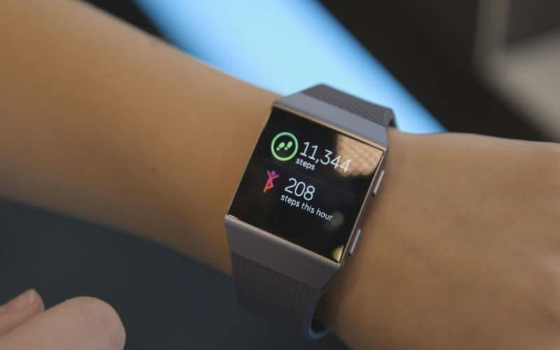 ساعت هوشمند - Fitbit Ionic