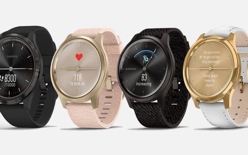 ساعت هوشمند - Garmin Vivomove HR