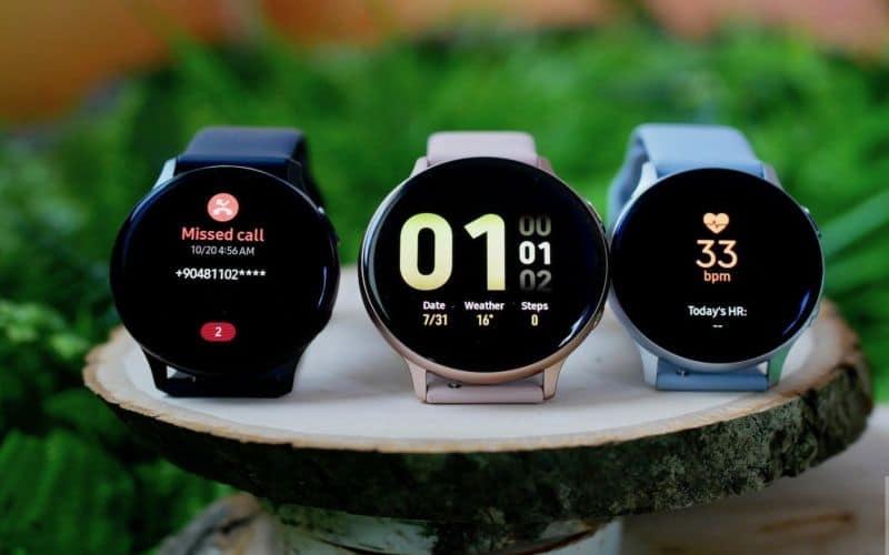 ساعت هوشمند - active 2
