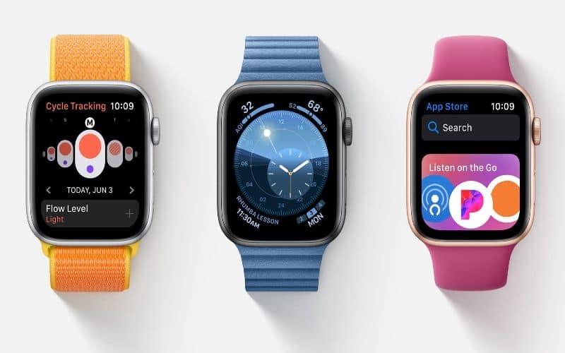 بهترین ساعت هوشمند - اپل واچ سری 5