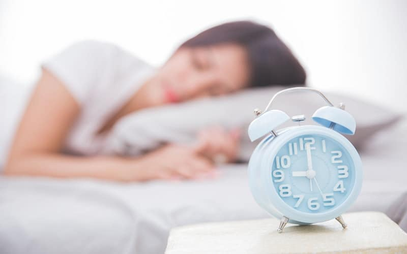 تقویت سیستم ایمنی بدن - خواب کافی