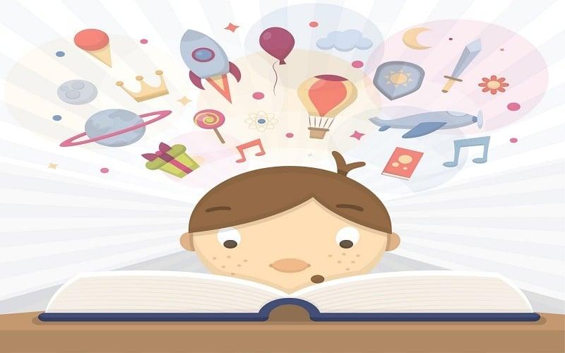 تربیت کودک - نقش داستان پردازی در شکل گیری شخصیت