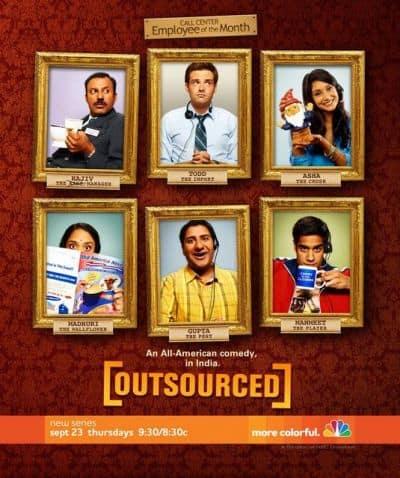 فیلم خارجی The Internship and Outsourced