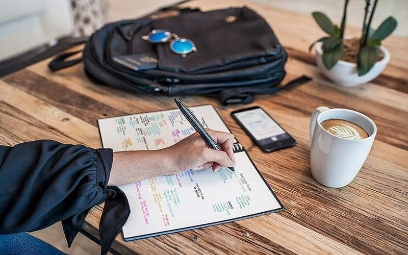 قلم هوشمند - Rocketbook Smart Reusable Notebook and Pen
