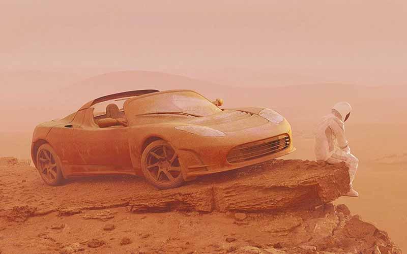 رویای زندگی در مریخ
