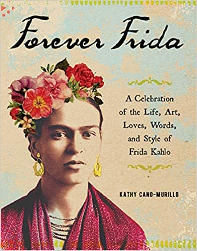 کتاب در مورد فریدا کالو