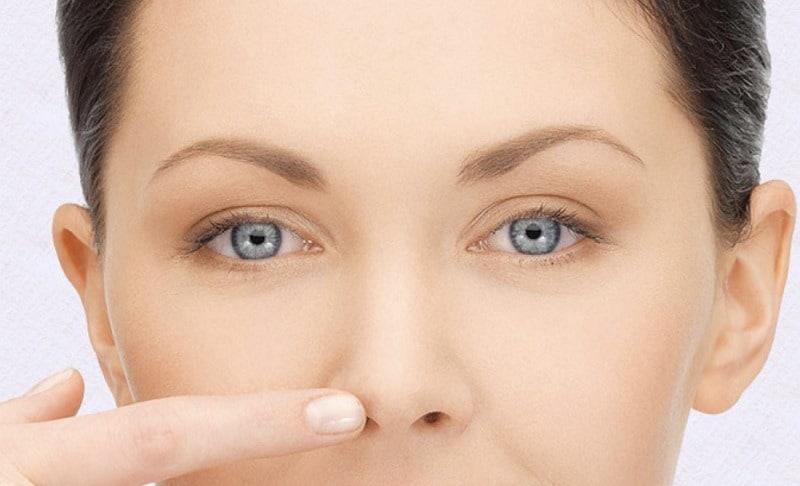 کوچک کردن بینی بدون جراحی با تنفس عمیق