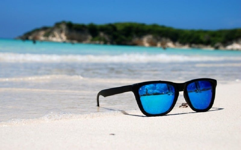 عینک آفتابی - فیلتر کردن نور آبی