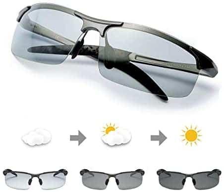 عینک آفتابی - کروماتیک