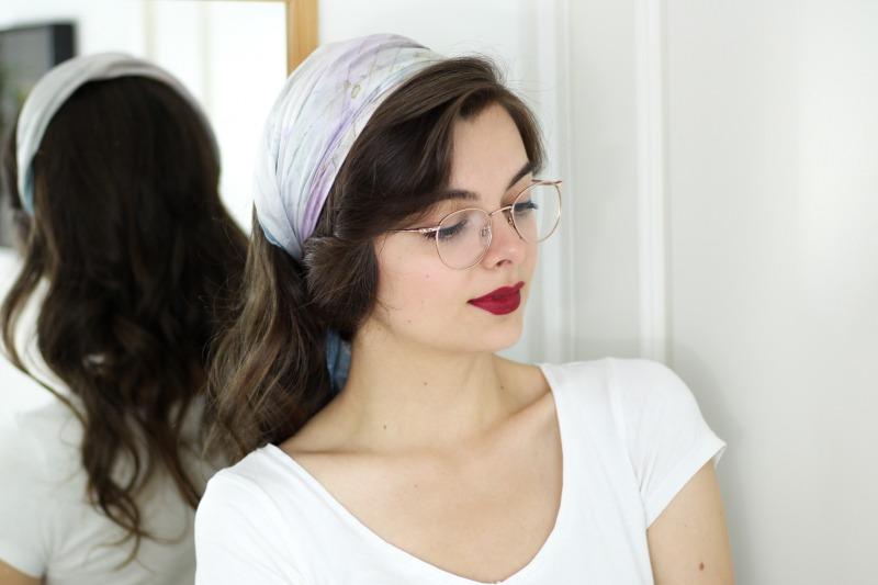 آرایش لبها با انواع رژ