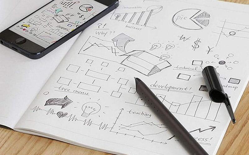 قلم هوشمند - Neo Smartpen N2