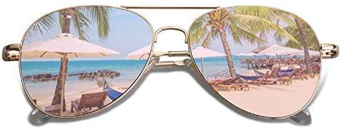 عینک آفتابی - کیفیت شیشه