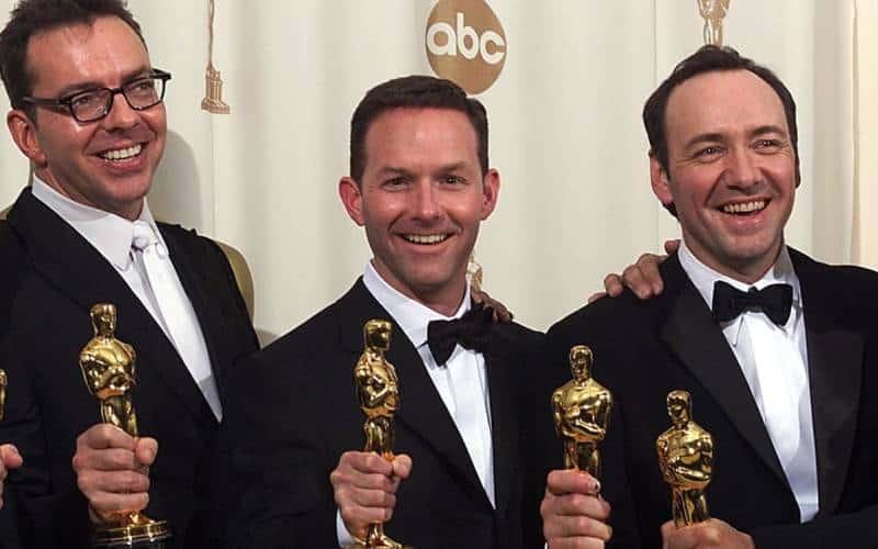 برنده دو جایزه اسکار