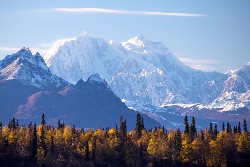 پارک ملی دنالی در ایالت آلاسکا- زیباترین مکان های جهان