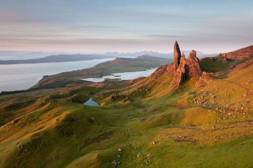 جزیره اسکای در اسکاتلند- زیباترین مکان های جهان