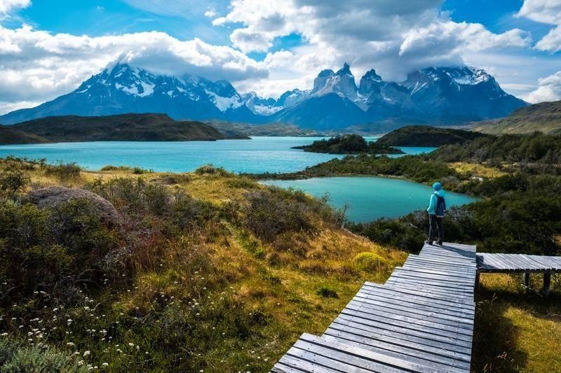 پارک ملی تورس دل پاین در شیلی- زیباترین مکان های جهان