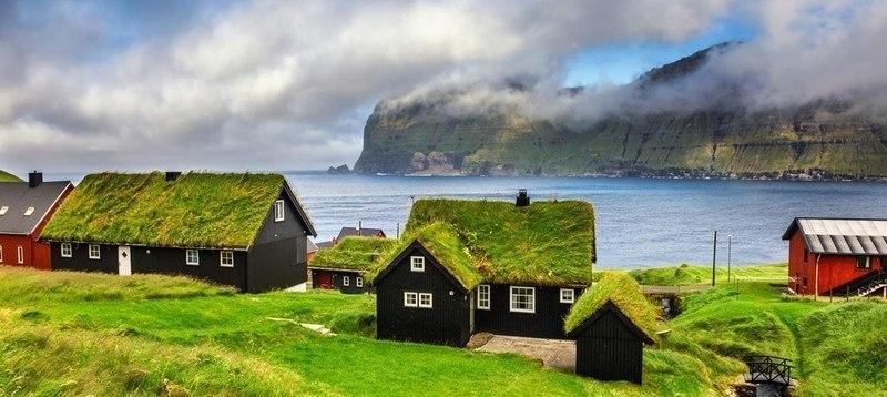 جزایر فارو در دانمارک- زیباترین مکان های جهان