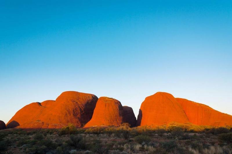 اولورو در استرالیا- زیباترین مکان های جهان