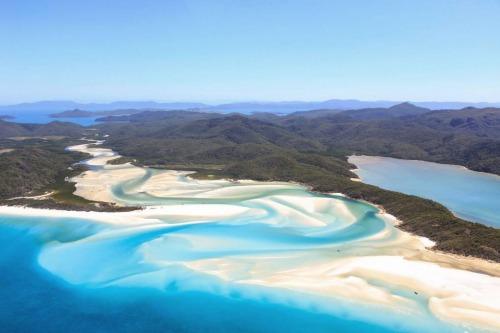 دیوار بزرگ مرجانی استرالیا- زیباترین مکان های جهان