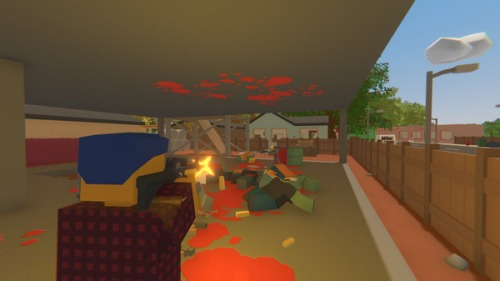 Unturned: Arena Mode