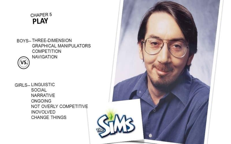 ویل رایت سازنده بازی سیمز