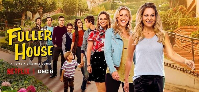 سریال fuller house از سریال های خانوادگی