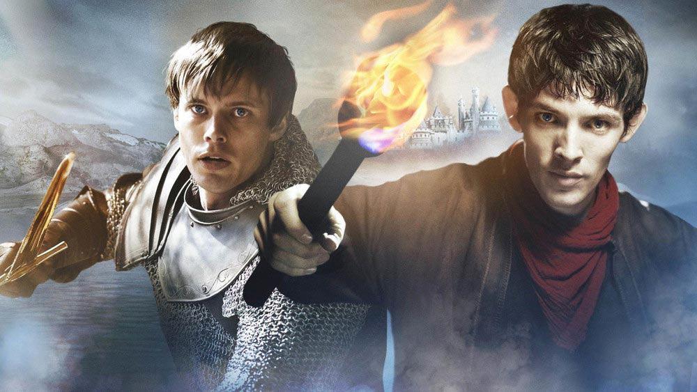 سریال Merlin