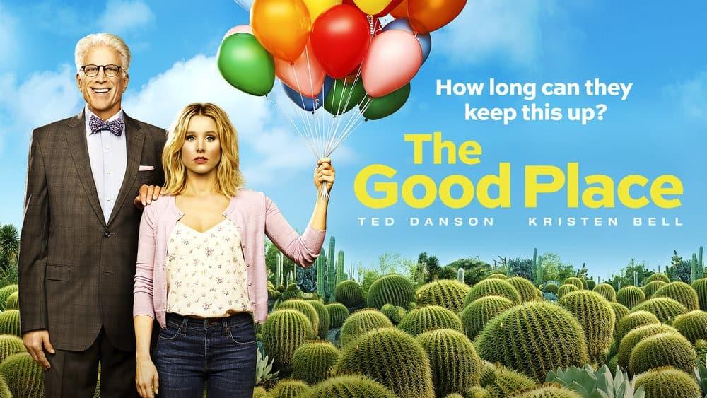 سریال the good palace