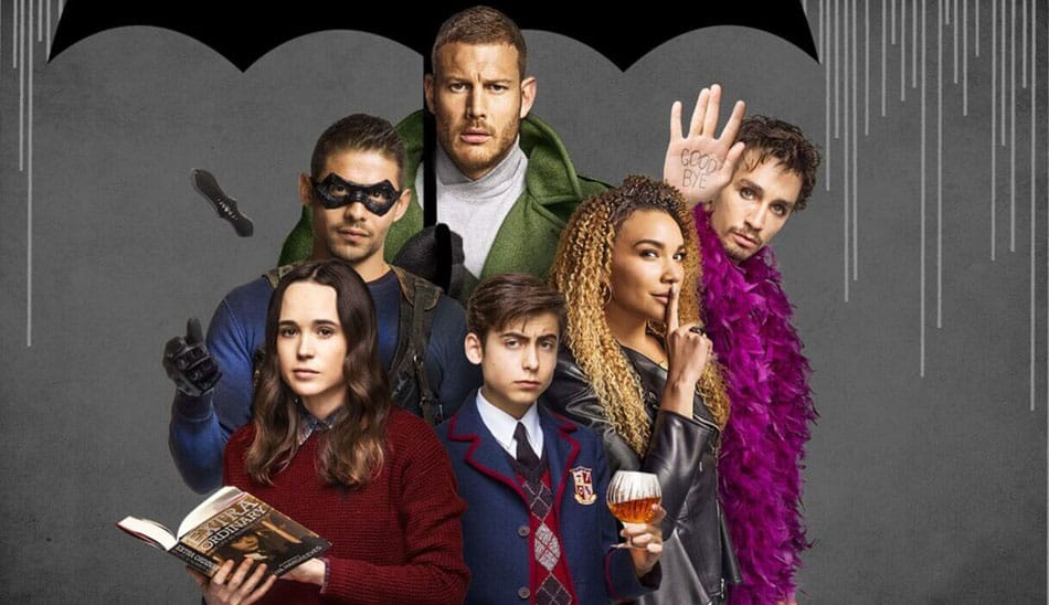 سریال Umbrella Academy