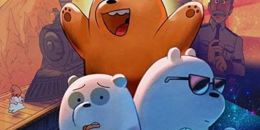 سریال the bare bears