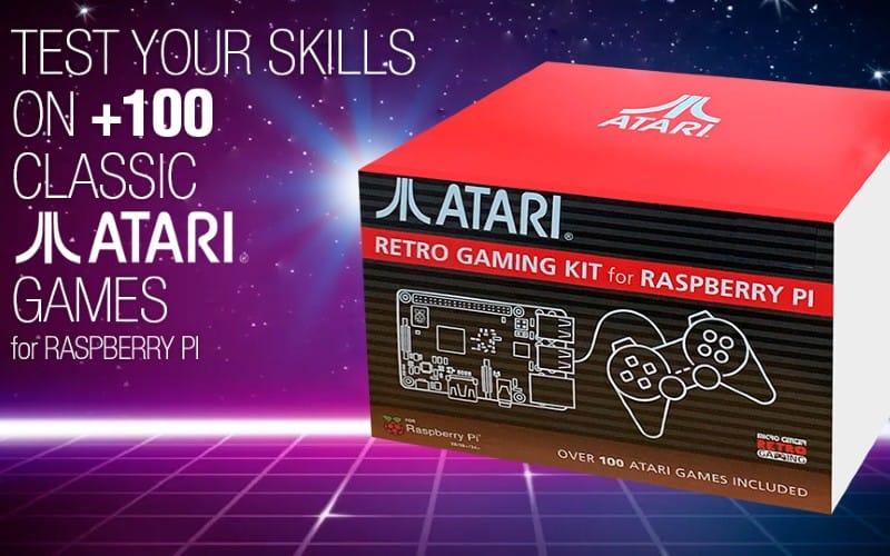 Atari Raspberry Pi 3 Model B