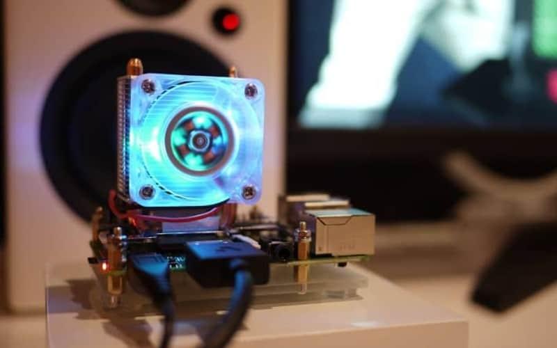 GeeekPi Raspberry Pi Cooling Fan