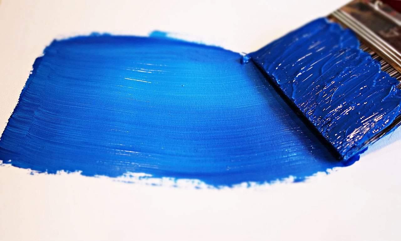 انتخاب رنگ برند | آبی