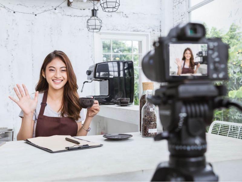 نحوه ضبط و ساخت ویدیو در خانه