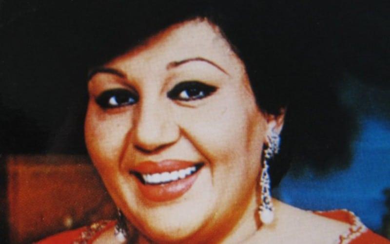 خواننده بین المللی ایرانی حنجره طلایی