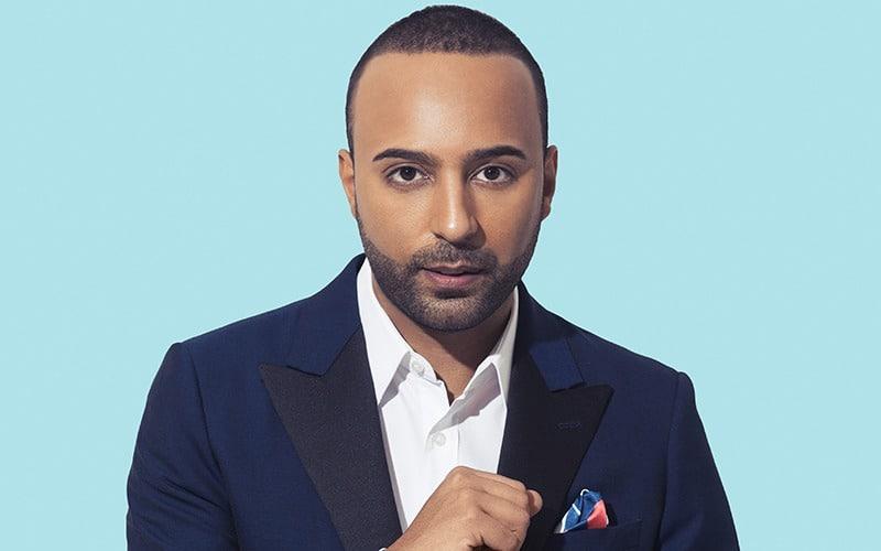 خواننده بین المللی ایرانی جذاب