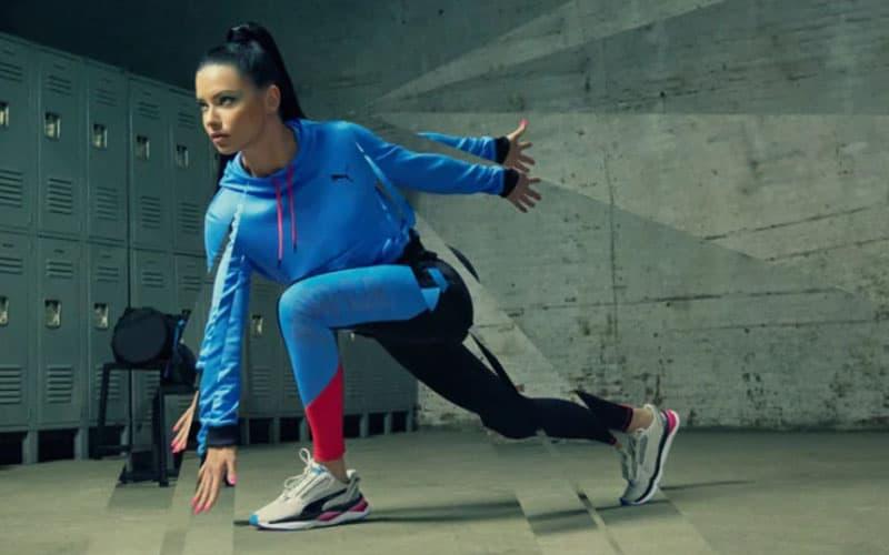 کفش ورزشی puma