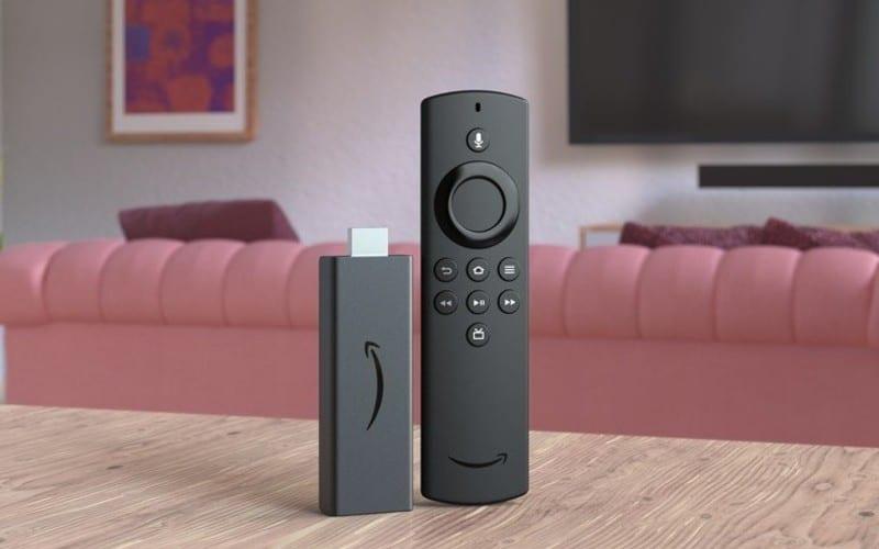 فایر tv آمازون مدل لیت