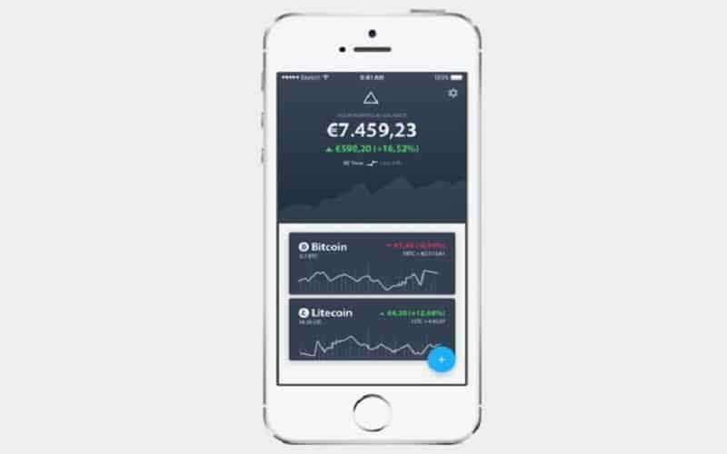 اپلیکشن کیف پول دیجیتال - Delta