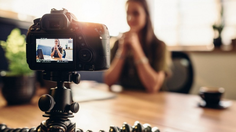 ضبط و ساخت ویدیو در خانه
