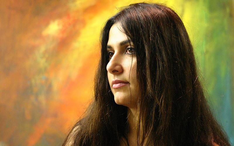 نقاش ایرانی وانشا رودبارکی