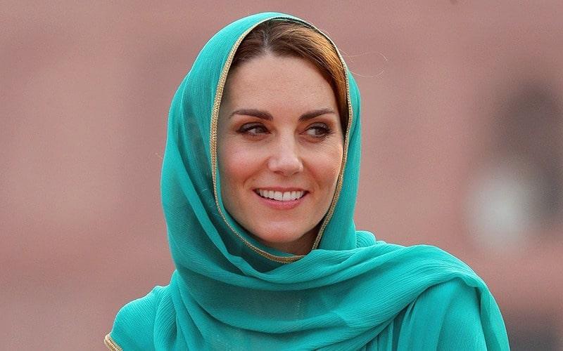 سلبریتی با حجاب بسیار زیبا