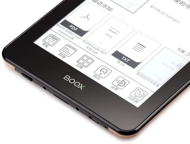 کتاب خوان Onyx Boox Kepler Pro 6 - جعبه باز (Open Box) main-1 2