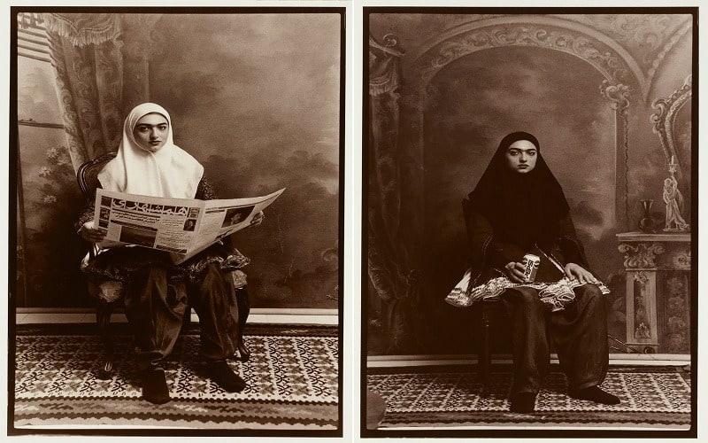 عکاس معاصر ایرانی - شادی قدیریان