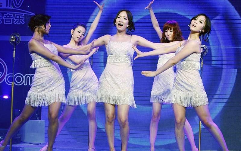 آهنگ کره ای رومانتیک