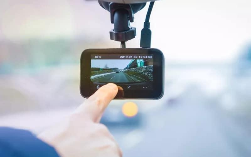 دوربین داخلی خودرو