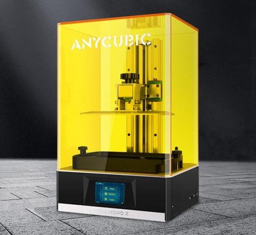 بهتزین پرینتر سه بعدی، پرینتر Anycubic مدل Photon Mono