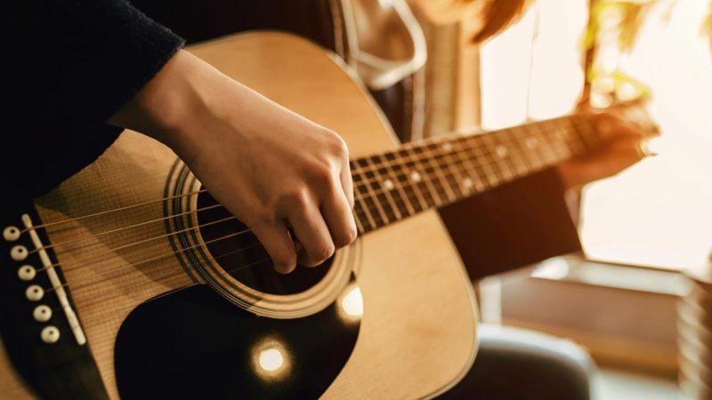 گیتار ساز مناسب شخصیت خجالتی