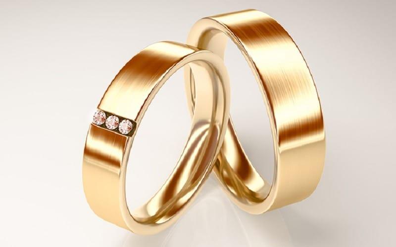 حلقه ازدواج - ست