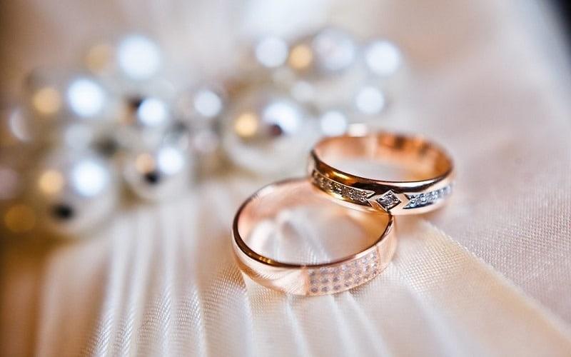 حلقه ازدواج - حلقه نامزدی